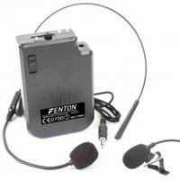 Draadlose Headset mic. fenton