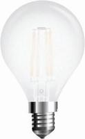 LED kogelLamp E14 4 Watt mat 400lm