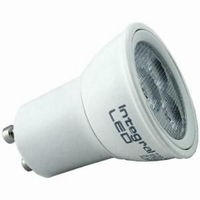 Led lamp GU10 MR11 3,4W warmwit
