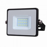 Led straler10Watt warm-wit