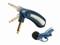 Dasspeld microfoon mono met clip