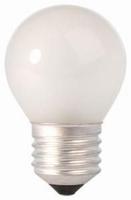 Kogellamp E27 40W mat vc.