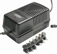 Adapter AC-AC 18Vac 1000mA.