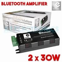 Bluetooth stereo versterker 2x30W.
