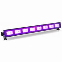 Blacklight UV LED-verlichting 6x3Watt