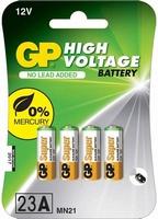 23A/MN21 12volt Batterij 4 stuks