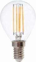 LED kogelLamp E14 4 Watt 400lm