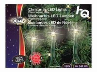 Kerstverlivhting LED warmwit 100st.