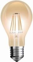 Filament LED E27 8W extra warm