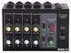 Microfoon/line mixer mono/stereo