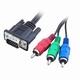 VGA naar RGB kabel 1,5mtr