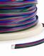 RGB Led snoer 4 adr. per meter