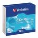 CD-R 80min 700Mb 10stuks