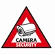 Security Stickers 5xCamerasecurity