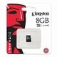 MicroSD card 8GB