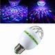 Led RGB Draailamp E27 3Watt