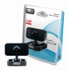 Webcam USB 2 MPixel 720P Zwart
